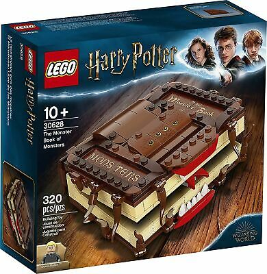 LEGO Harry Potter The Monster Book Of Monsters Set 30628 • 79.99£