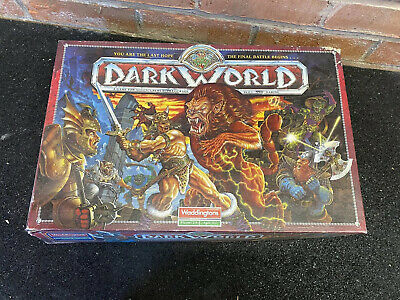 Waddingtons Dark World Board Game • 50£