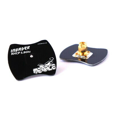 Menace Invader Patch Antenna For FPV. 5.8gHz SMA - RHCP / LHCP • 11.95£