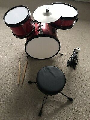 Kids Drum Set • 10£