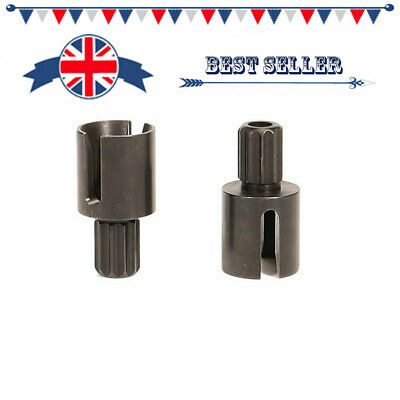 2Pcs Harden Steel Drive Cup For 1/5 Traxxas X-Maxx 8s #7754X RC Car UK STOCK • 19.20£