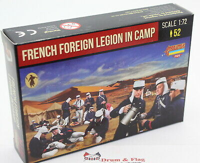 Strelets Set M 146. French Foreign Legion In Camp. Rif War. 1/72 Scale • 10.99£