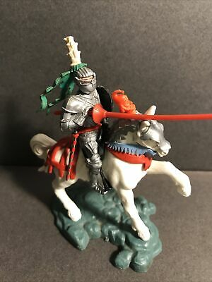 Britains Herald Swoppet Mounted Knight 1453 Defending Complete Rare Original • 35£