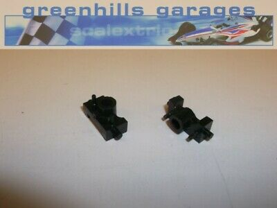 Greenhills Scalextric Guide Blade Mounting Clips (Rotation Limiting) Pair Use... • 4.99£