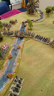 River Set  Napoleonic Bolt Action Ecw 28mm Scenery Made To Order! • 50£