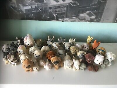 Lot Of 41 Puppy In My Pocket Dog Figurines  • 7.20£
