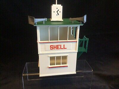 Scalextric Vintage A203 Control Tower. Boxed. • 29.95£