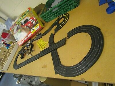 Micro Scalextric Rally Power - Incomplete • 4£