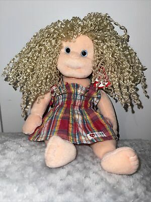 New Blondie Ty Beanie Kids Kid Baby Girl Doll Tags Toy Retired Plush Babies • 9.99£