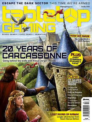 Tabletop Gaming - Issue 47 October 2020 - New • 4.99£