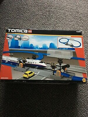 Tomy Tomica Hypercity Rescue 85400 Boxed Used • 12£