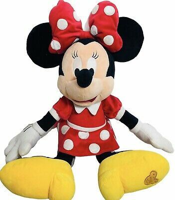 Minnie Mouse Disney Resort Paris Official Collection Large Plush Soft Toy Cuddly • 12.99£