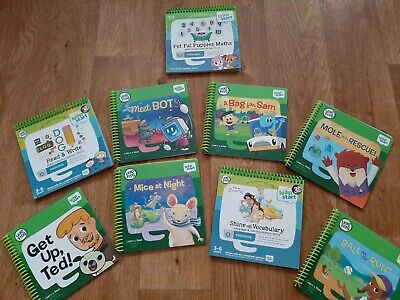 Leapfrog Leapstart  9 Book Bundle • 21£
