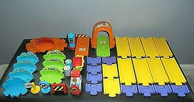 Vtech Toot Toot Train Track Bundle With Motorised Toot Toot Train • 9.55£