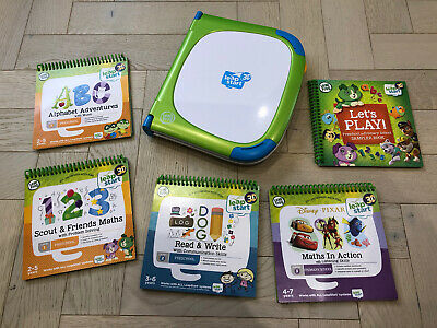 Leap Frog Leap Start 3d & With Activity Books • 37£