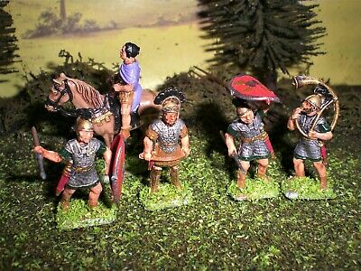 Painted Roman Infantry Scale 1:72. • 9.99£