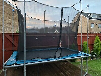 👍Rectangular Trampoline 10ft X7ft Buyer To Dismantle And Take Away👍 • 49.99£