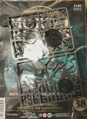 Warhammer AoS Mortal Realms  Crawlocke The Jailer  Sealed (Issue 38) • 8.99£
