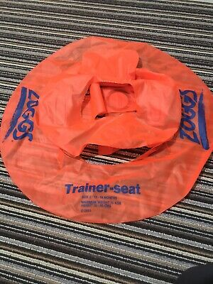 ZOGGS Baby Training Seat, Float, Only Used Once • 4£