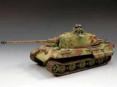 King And Country German Tank BBG016 King Tiger (Henschel Turret) • 300£