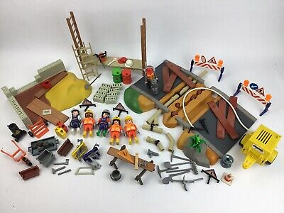 Playmobil Construction Site Builders Figures Accessories • 25.95£