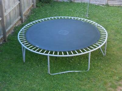 Tp 10ft Trampoline In Good Condition • 75.99£