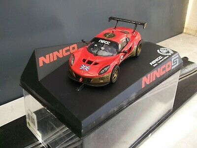 Ninco Lotus Exige GT3 ( Nscc Limited Edition ) • 40£