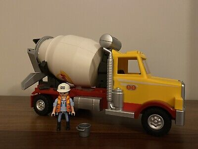 Playmobil 9116 Cement Truck - Retired Set - Complete • 10£