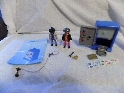 Playmobil 3161 Safe Crackers With Characters &accessories. • 7£