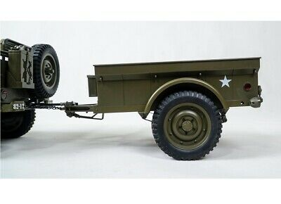 ROC Hobby 1/6 M100 Trailer For MB SCALER 4x4 • 109.95£