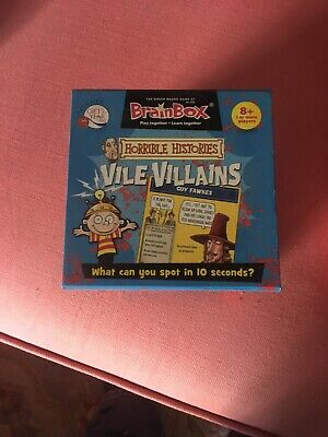 Brain Box Vile Villains Game • 0.99£