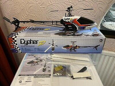 Ripmax Ef Heli  Cypher 3d Artf Brand New In Box. • 59£