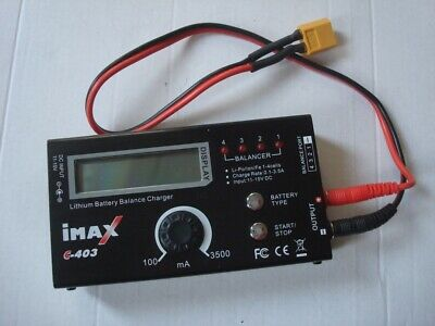 Genuine SkyRC IMAX C-403 Lithium Battery Charger • 22.95£