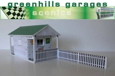 Greenhills Scalextric Slot Car Track Entrance Building Kit 1:32 Scale - Brand... • 20.99£