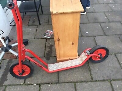 Scooter Winther Xl Adult Few Marks Rides Smooth Perfect • 50£