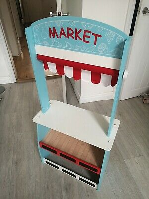 Children's 2 In 1 Puppet Theatre And Shop /supermarket. Collect Bolton. Gt Man.  • 20£