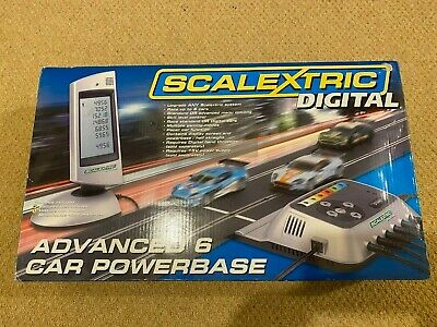 Scalextric  Digital   C7042  Advanced 6 Car Powerbase   • 70£