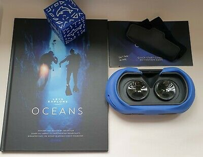 Immotion Let's You Explore Oceans In Virtual Reality -used!!! In Good Condition! • 44.99£