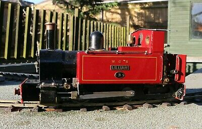 16mm Scale Roundhouse Engineering Lady Anne Live Steam Garden Railway Sm32 • 695£