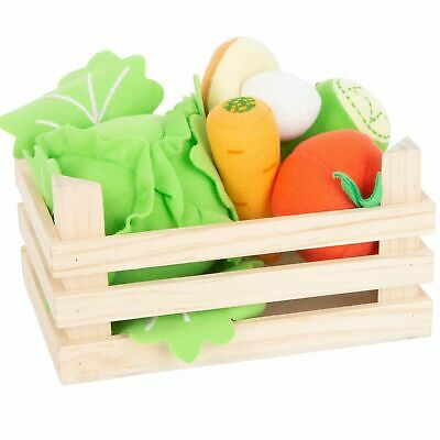 Small Foot Fabric Vegetables Set • 17.99£