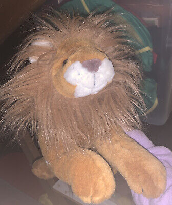 Soft Laying Lion Toy – Great Condition • 5.29£