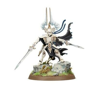 Warhammer Age Of Sigmar Lumineth Realm Lords Light Of Eltharion - NEW ON SPRUE • 16£