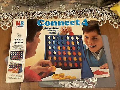 MB Games 1993 Hasbro Connect 4 Vintage • 1.90£