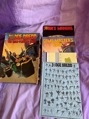 Judge Dredd Roleplaying Game • 15£