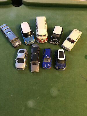 Collection Of Toy Cars • 10£