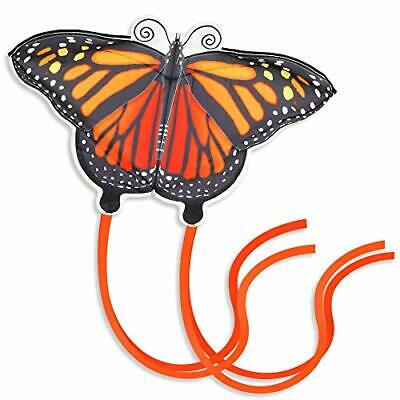 Butterfly Kite For Kids Kite With 50m Spool (orange) • 18.99£