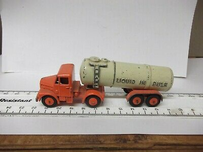 1960's Budgie Liquid In Bulk  Truck  In Good Condition - All Tyres Present  • 12.99£