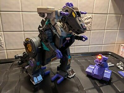 Transformers Trypticon G1 Platinum Edition Reissue (with Accessories) • 22£