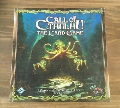 Call Of Cthulhu Living Card Game  • 10£