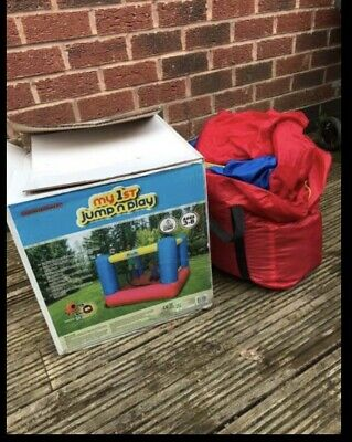 Kids Bouncy Castle -jump And Play • 50£